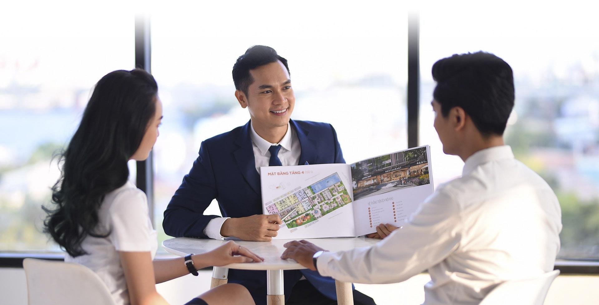 Nhân viên tư vấn kinh doanh