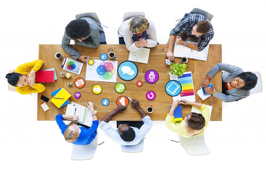 Một nhóm có thể có sự gắn kết rất lâu hoặc chỉ hoạt động trong một thời gian ngắn