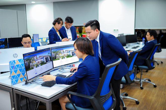 Đất Xanh Services ứng dụng nền tảng Real Agent trong kinh doanh BĐS